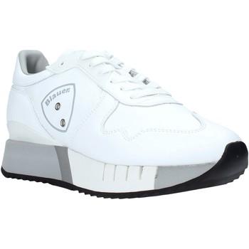 Pantofi Bărbați Sneakers Blauer F0MYRTLE02/LEA Alb