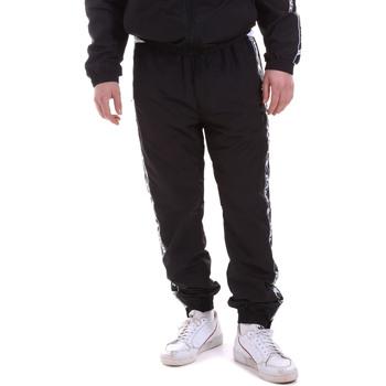 Îmbracaminte Bărbați Pantaloni  Karl Kani KRCKKMQ32025BLK Negru