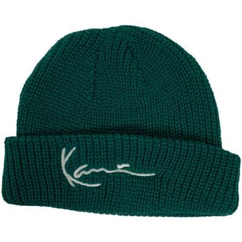 Accesorii textile Căciuli Karl Kani KRAKKMACCQ32004TUR Verde