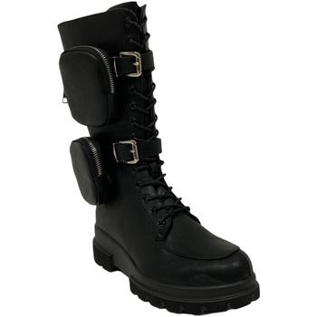 Pantofi Femei Ghete Gold&gold B20 GA639 Negru