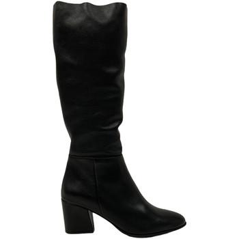 Pantofi Femei Ghete Bueno Shoes 20WR5104 Negru