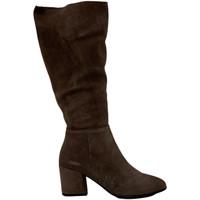 Pantofi Femei Ghete Bueno Shoes 20WR5104 Maro