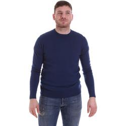 Îmbracaminte Bărbați Pulovere John Richmond CFIL-117 Albastru
