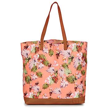 Genti Femei Sacoșe shopping și Genti shopping Superdry LARGE PRINTED TOTE Roz