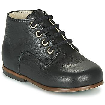 Pantofi Fete Pantofi sport stil gheata Little Mary MILOTO Negru