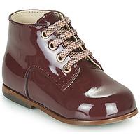 Pantofi Fete Pantofi sport stil gheata Little Mary MILOTO Bordo