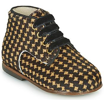 Pantofi Fete Pantofi sport stil gheata Little Mary MAXYNE Negru