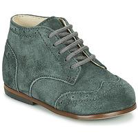 Pantofi Fete Pantofi sport stil gheata Little Mary LORD Negru