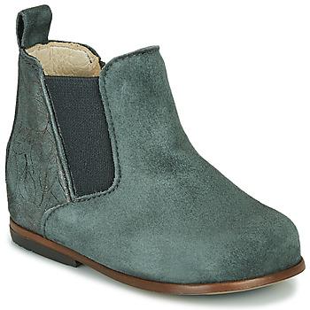 Pantofi Fete Ghete Little Mary ARON Gri