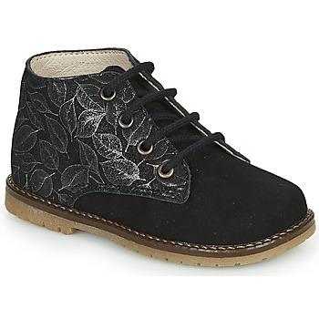 Pantofi Fete Pantofi sport stil gheata Little Mary JUDITE Negru