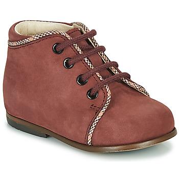 Pantofi Fete Pantofi sport stil gheata Little Mary MEGGIE Bordo