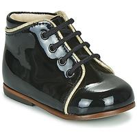 Pantofi Fete Pantofi sport stil gheata Little Mary MEGGIE Negru
