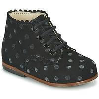 Pantofi Fete Pantofi sport stil gheata Little Mary VIVALDI Negru