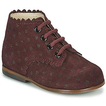 Pantofi Fete Pantofi sport stil gheata Little Mary VIVALDI Bordo