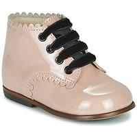Pantofi Fete Pantofi sport stil gheata Little Mary VIVALDI Roz