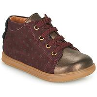 Pantofi Fete Pantofi sport Casual Little Mary CLELIE Bordo