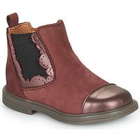 Pantofi Fete Ghete Little Mary ELVIRE Bordo