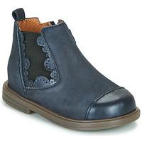 Pantofi Fete Ghete Little Mary ELVIRE Albastru
