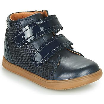 Pantofi Fete Pantofi sport stil gheata Little Mary CRISTIE Albastru
