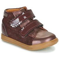 Pantofi Fete Pantofi sport stil gheata Little Mary CRISTIE Bordo