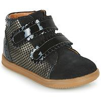 Pantofi Fete Pantofi sport stil gheata Little Mary CRISTIE Negru