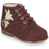 Pantofi Fete Pantofi sport stil gheata Little Mary MEIGE Bordo