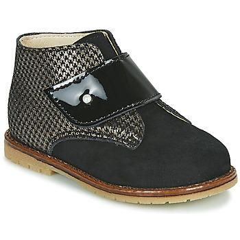 Pantofi Fete Pantofi sport stil gheata Little Mary JANYCE Negru