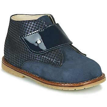 Pantofi Fete Pantofi sport stil gheata Little Mary JANYCE Albastru
