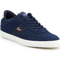 Pantofi Femei Pantofi sport Casual Producent Niezdefiniowany Lacoste 7-37CMA0013J18 navy