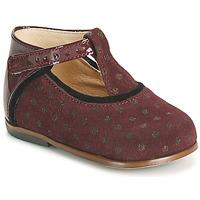 Pantofi Fete Pantofi sport stil gheata Little Mary BETHANY Bordo
