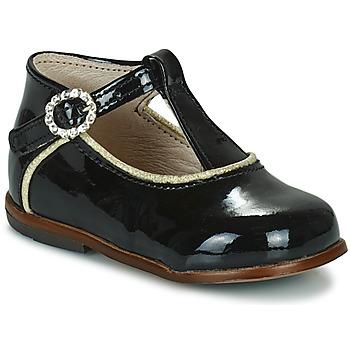 Pantofi Fete Pantofi sport stil gheata Little Mary BETHANY Negru
