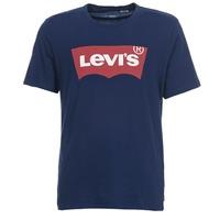 Îmbracaminte Bărbați Tricouri mânecă scurtă Levi's GRAPHIC SET-IN Bleumarin