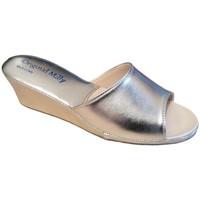 Pantofi Femei Papuci de vară Milly MILLY103arg grigio