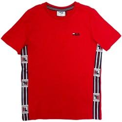 Îmbracaminte Copii Tricouri mânecă scurtă Fila 688118 Roșu