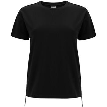 Îmbracaminte Femei Tricouri mânecă scurtă Freddy F0WSDT5 Negru