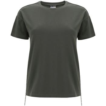 Îmbracaminte Femei Tricouri mânecă scurtă Freddy F0WSDT5 Verde