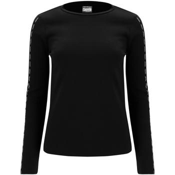 Îmbracaminte Femei Tricouri cu mânecă lungă  Freddy F0WSDT6 Negru