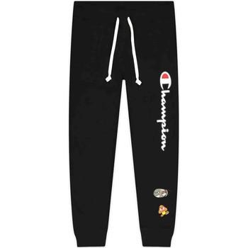 Îmbracaminte Femei Pantaloni  Champion 216870 Negru