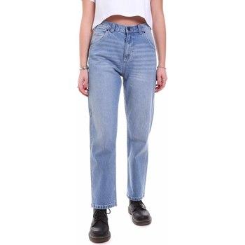 Îmbracaminte Femei Jeans boyfriend Dickies DK133004LBL1 Albastru