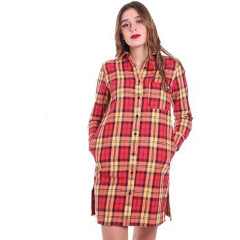 Îmbracaminte Femei Cămăși și Bluze Dickies DK0A4X6GFR01 Roșu