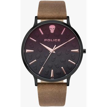 Ceasuri & Bijuterii Bărbați Ceasuri Analogice Police PL16023JSB.02, Quartz, 42mm, 3ATM Negru
