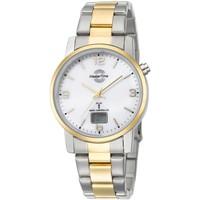 Ceasuri & Bijuterii Bărbați Ceasuri Analogice Master Time MTGA-10304-12M, Quartz, 41mm, 3ATM Argintiu