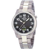 Ceasuri & Bijuterii Bărbați Ceasuri Analogice Master Time MTGT-10651-50M, Quartz, 41mm, 3ATM Argintiu
