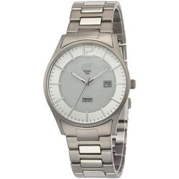 Ceasuri & Bijuterii Bărbați Ceasuri Analogice Ett Eco Tech Time EGT-12052-41M, Quartz, 40mm, 5ATM Gri