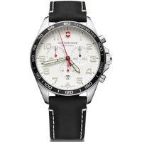 Ceasuri & Bijuterii Bărbați Ceasuri Analogice Victorinox 241853, Quartz, 42mm, 10ATM Argintiu