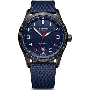 Ceasuri & Bijuterii Bărbați Ceasuri Analogice Victorinox 241820, Automatic, 42mm, 10ATM Negru