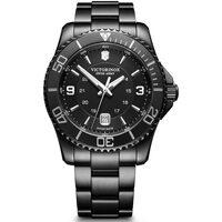 Ceasuri & Bijuterii Bărbați Ceasuri Analogice Victorinox 241798, Quartz, 43mm, 10ATM Negru
