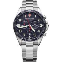 Ceasuri & Bijuterii Bărbați Ceasuri Analogice Victorinox 241857, Quartz, 42mm, 10ATM Argintiu