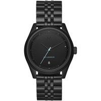 Ceasuri & Bijuterii Bărbați Ceasuri Analogice Mvmt D-TC01-BB, Quartz, 39mm, 10ATM Negru