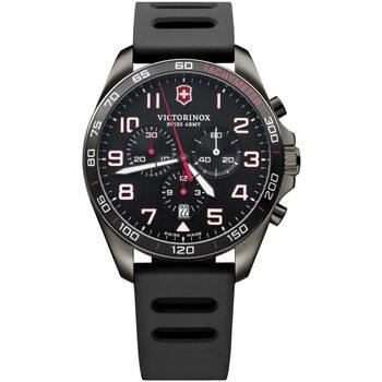 Ceasuri & Bijuterii Bărbați Ceasuri Analogice Victorinox 241889, Quartz, 41mm, 10ATM Negru